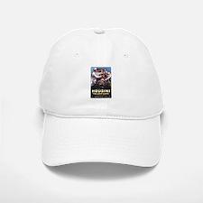 houdini Baseball Baseball Cap