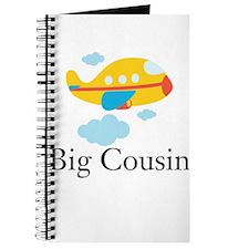 Big Cousin Yellow Airplane Journal