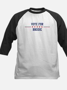 Vote for BRODIE Tee