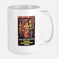 great expectations Large Mug