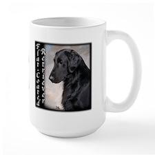 Flat-Coated Retriever mug Mugs