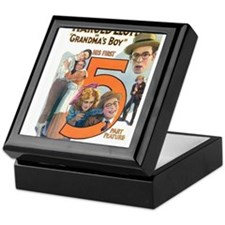 harold lloyd Keepsake Box