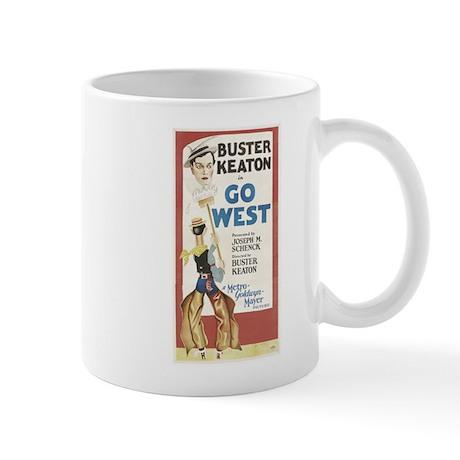 buster keaton Mug