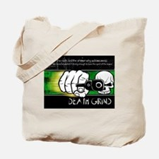 Death Grind #2 - Dead Eye Tote Bag