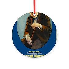 the four horsemen Ornament (Round)