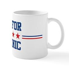 Vote for DOMENIC Small Small Mug