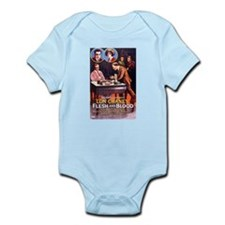 lon chaney Infant Bodysuit