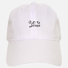 OCD for Jesus gray Baseball Baseball Cap