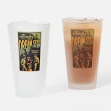 dream street Drinking Glass