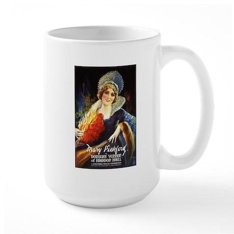 mary pickford Large Mug