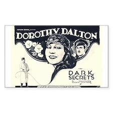 dorothy dalton Decal