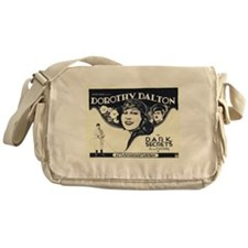 dorothy dalton Messenger Bag