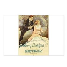 daddy long legs Postcards (Package of 8)