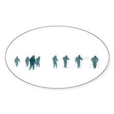 Military arctic survival training - Decal