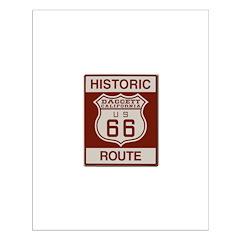 Daggett Route 66 Posters