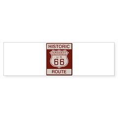 Daggett Route 66 Bumper Sticker