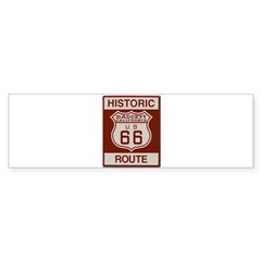 Daggett Route 66 Bumper Sticker