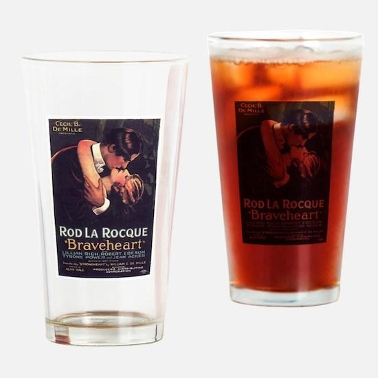 braveheart Drinking Glass