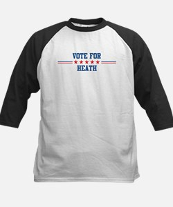 Vote for HEATH Kids Baseball Jersey