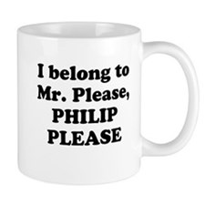 Philip Please Mug