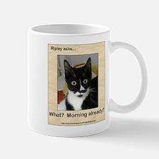 Ripley Asks About Mornings Mug