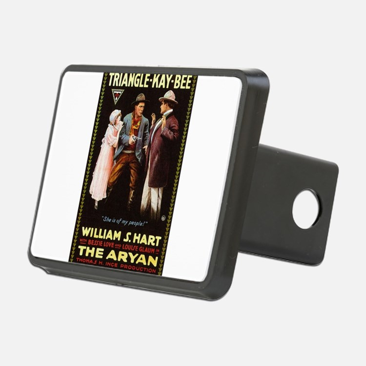 william s heart Hitch Cover