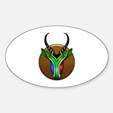 Springbok Trophy Decal