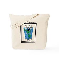 Environmental Tees - Dont Conform Tote Bag