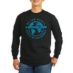 azul.png Long Sleeve Dark T-Shirt