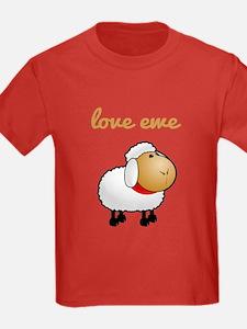 Love Ewe T