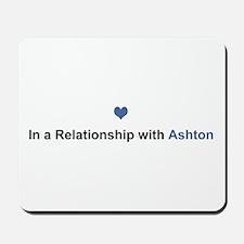 Ashton Relationship Mousepad