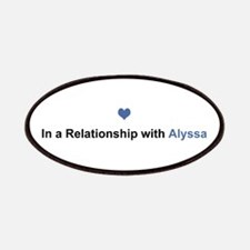 Alyssa Relationship Patch