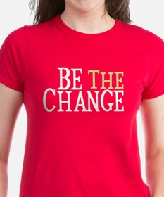 Be The Change Tee
