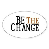 Be the change Single