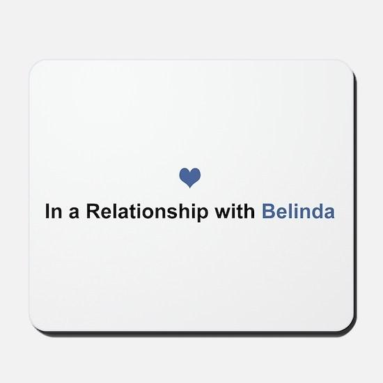 Belinda Relationship Mousepad