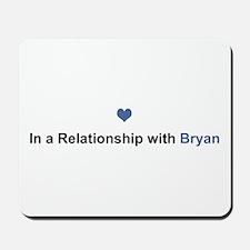 Bryan Relationship Mousepad