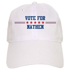 Vote for NATHEN Baseball Cap