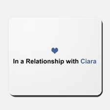Ciara Relationship Mousepad