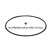 Carolyn Relationship Patch