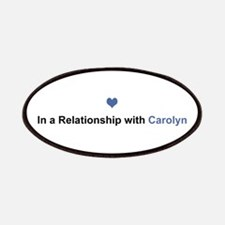 Carolyn Relationship Patch