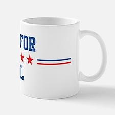 Vote for PHIL Mug
