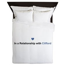 Clifford Relationship Queen Duvet