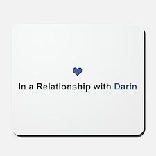 Darin Relationship Mousepad