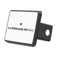 Daryl Relationship Hitch Cover