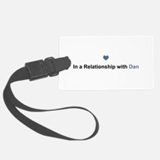Dan Relationship Luggage Tag