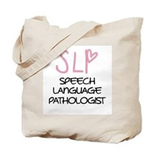 Cute Speech language pathologist Tote Bag