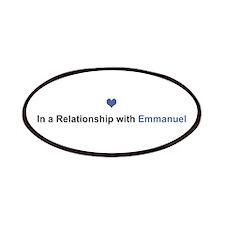 Emmanuel Relationship Patch