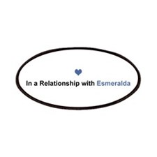 Esmeralda Relationship Patch