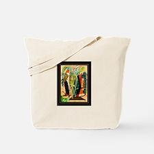 Living Lillies Tote Bag