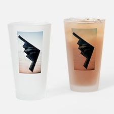Bomber what bomber? Drinking Glass